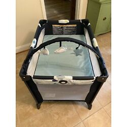 Graco Pack N Play Bassinet Attachment and Toy Bar PLEASE READ