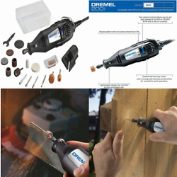 Dremel 200-1/15 Two-Speed Rotary Tool Kit with 1 Attachment 15 Accessories -...