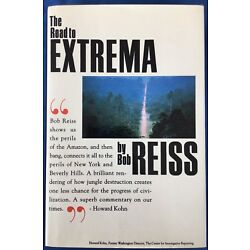 Road To Extrema Book Amazon River New York City Rain Forest Ecology Environment