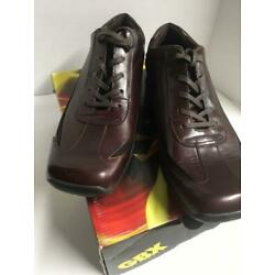 GBX Oxford Bike Square Toe Mens DK BROWN  Leather Lace Up Shoes Size 11 M US