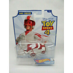 Hot Wheels Toy Story 4 Duke Caboom Character Car by Disney and Pixar #7