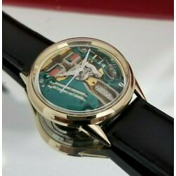 Fully Serviced Bulova Accutron Spaceview Watch.1970.Gift Box & Ext Bat.Free Ship