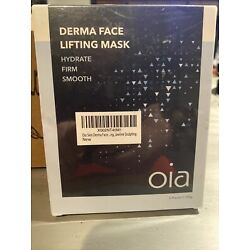 Oia Derma Face Lifting Mask ~ 5 Count Sealed Package ~ Hydrate, Firm, Smooth