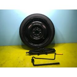 SPARE TIRE  WITH JACK KIT FITS: 2012 2013 2014 2015 2016 2017 HYUNDAI ACCENT