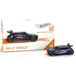 Hot Wheels iD Rally Finale HW Race Team Limited Run Collectible Mint in Box