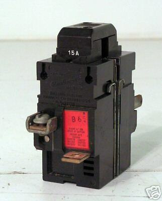 ite 15 amp pushmatic circuit breaker p215 | ebay pushmatic circuit breaker box wiring