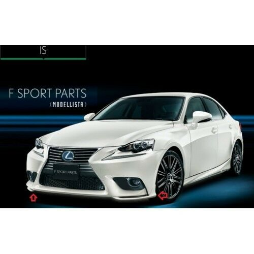 2013 2014 Lexus Is250 Is350 Is300h Modellista Japan Front