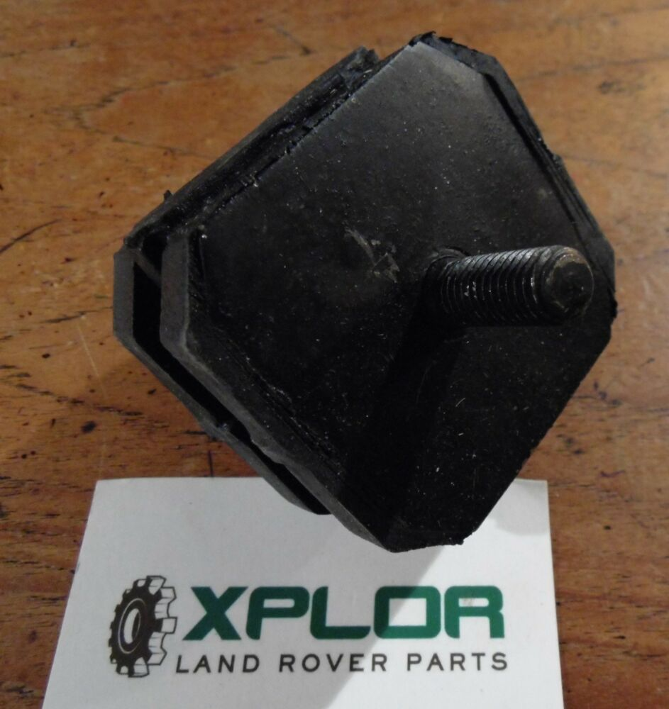 LAND ROVER SERIES DIESEL ENGINE MOUNTING RUBBERS (SET OF