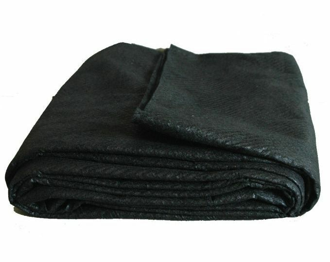 15 x 50 geotextile fabric underlayment for epdm pvc pond for Rubber pond liner