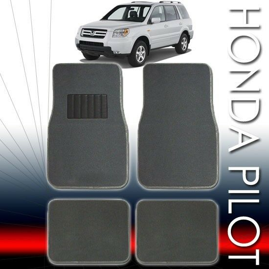 2003 2004 2005 2006 2007 2008 For Honda Pilot Floor Mats Ebay