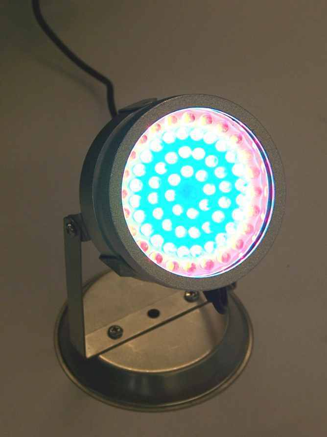 72 Led Fountain Light W Color Controller Programmable