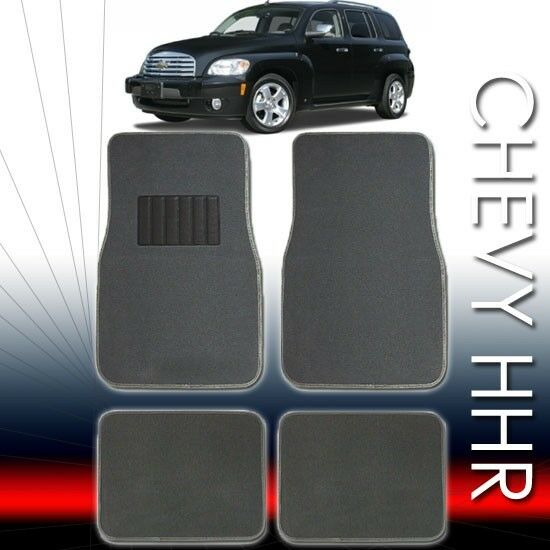 2006 2007 2008 2009 for chevy hhr universal floor mats set. Black Bedroom Furniture Sets. Home Design Ideas