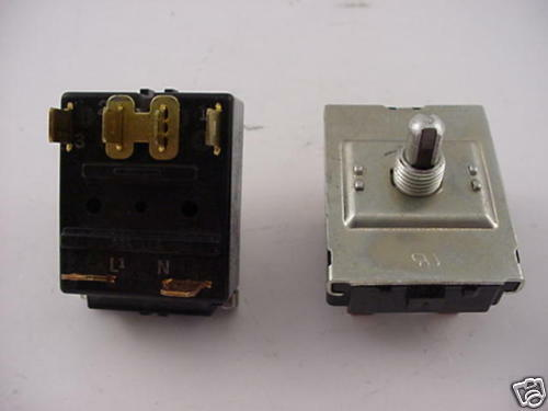 Bunn Coffee Maker On Off Switch : Bunn Coffee Maker Part 3-way switch Part Ships on the Same Day of the Purchase eBay