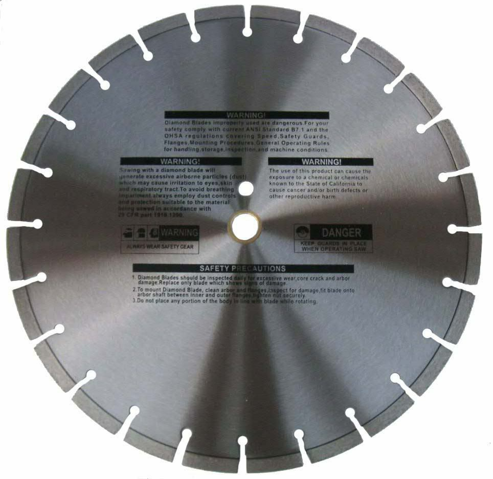 20 diamond blade with 12mm segment 4 masonry table saw ebay for 12 inch table saw blades