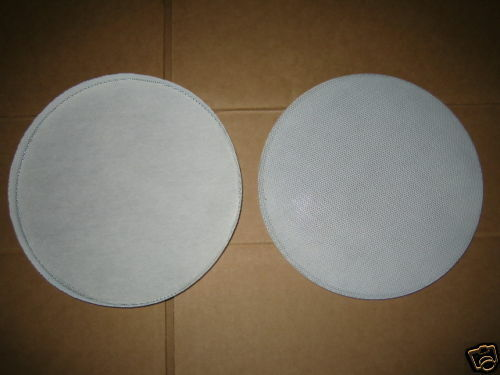 Replacement Grills For 8 Quot Inch In Ceiling Speaker Pair Ebay