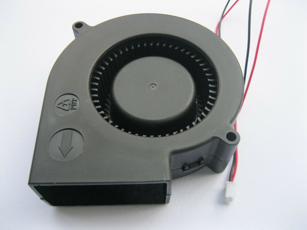 Dc Blower Fan : Pcs brushless dc cooling blower fan s v ebay
