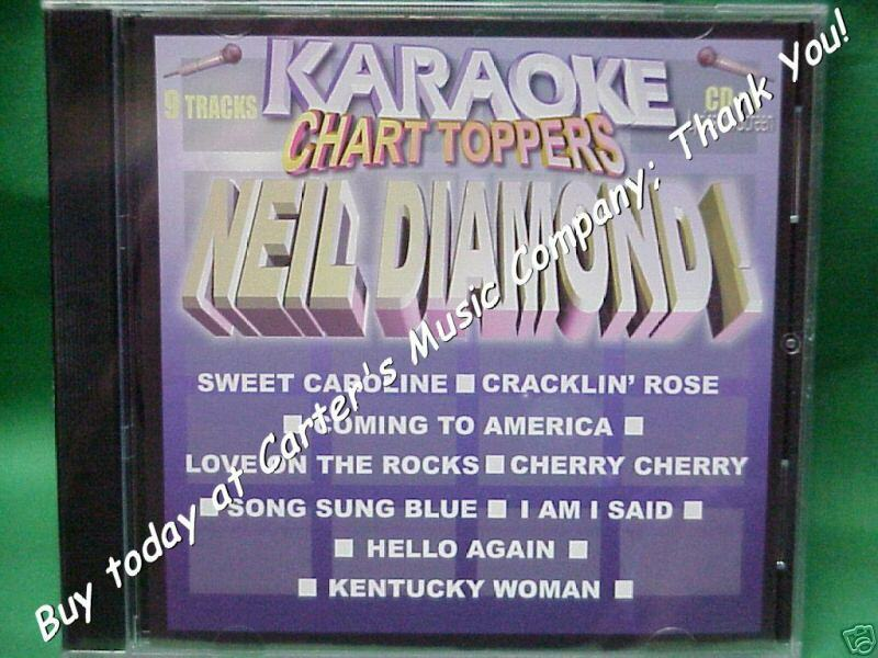 Neil Diamond Love On The Rocks Karaoke