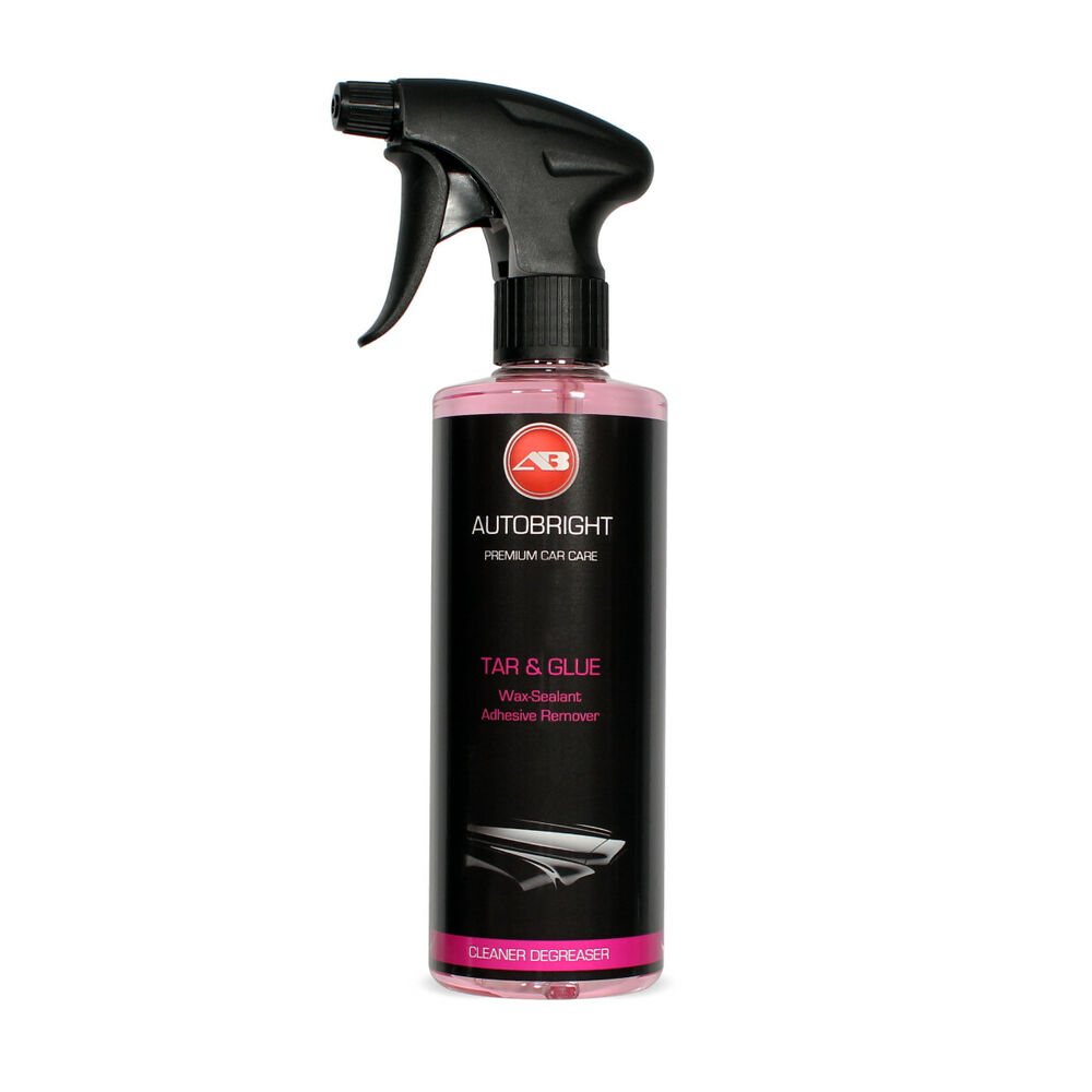 autobright car wax paint prep car cleaning tar and glue adhesive remover tg500 ebay. Black Bedroom Furniture Sets. Home Design Ideas