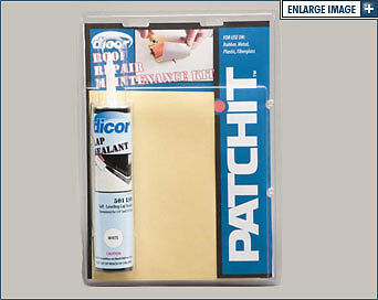 Dicor Rubber Roof Patch Kit Ebay