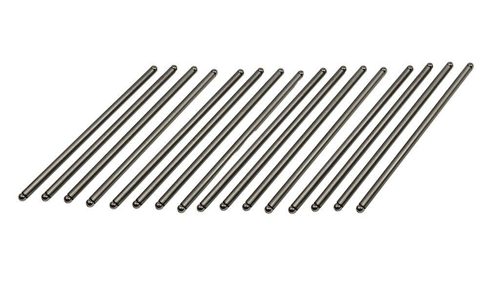 melling sbc chevy pushrods 5  16 stock 7 794 u0026quot  length 283 327 350 383 400