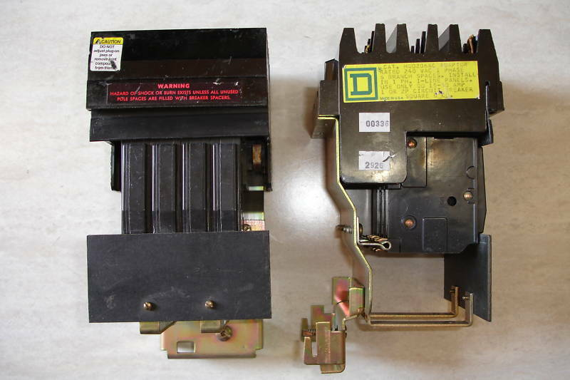 Square D I Line Circuit Breaker Adapter Hqo306