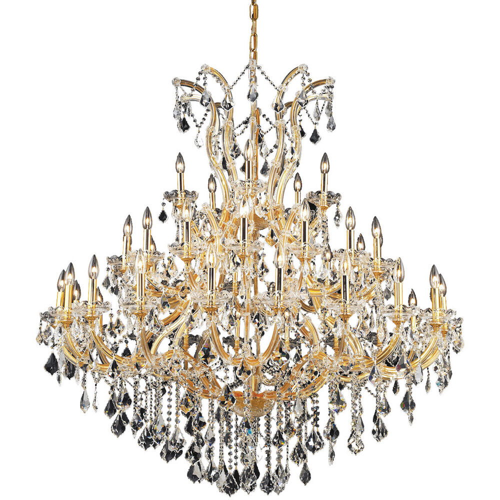 41 light top quality ceiling chandelier asfour crystal for Popular dining room chandeliers