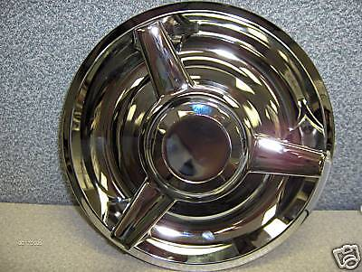 Ebay Motors Fees >> GM Chevy Rally Wheel Flat Cap Straight Spinner Centers | eBay