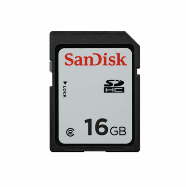 sandisk latest 16gb sd sdhc camera memory card 16 gb ebay. Black Bedroom Furniture Sets. Home Design Ideas
