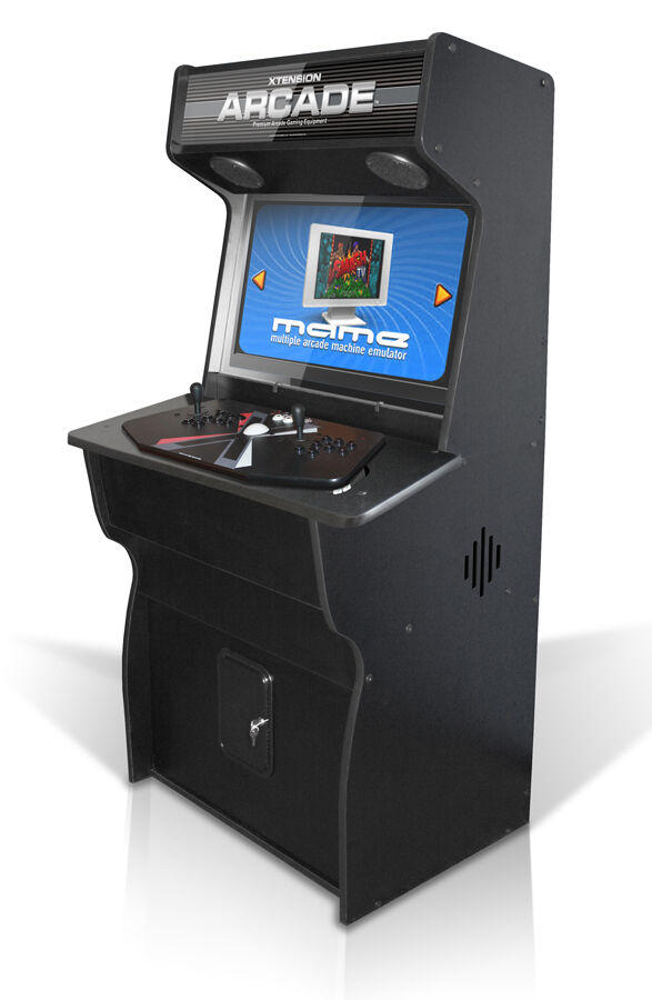 32 Quot Quot Pro Quot Xtension Arcade Cabinet For The X Arcade