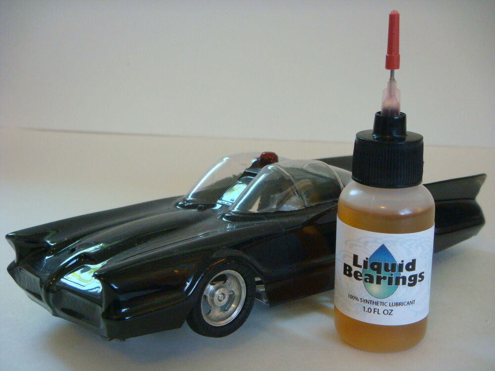 Best Slot Car Oil