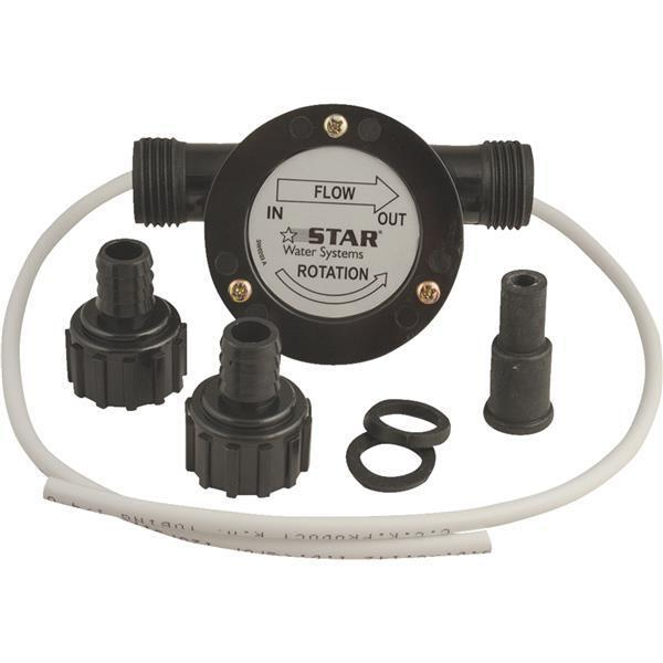 Star drill pump kit amp oil changing kit 6 gpm cordless corded drill