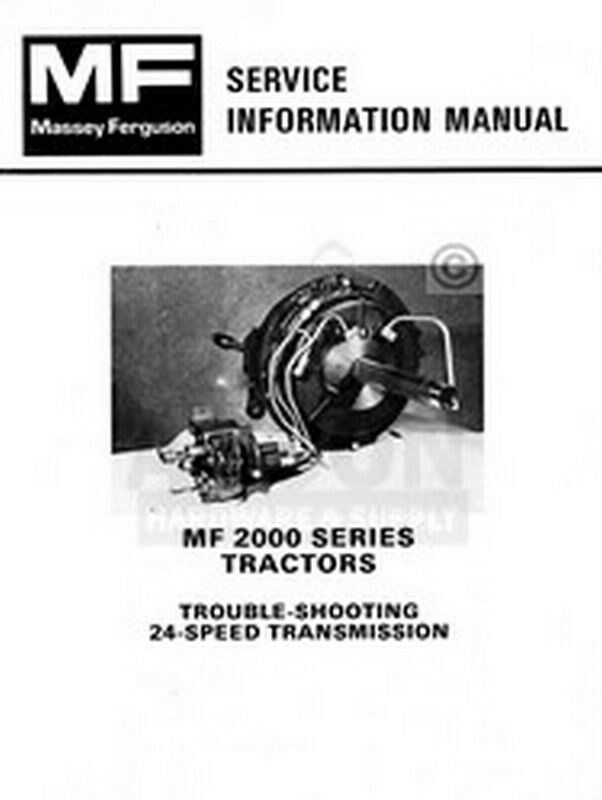 massey ferguson 285 manual free download