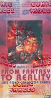 LUIS ROYO SERIES 1 1993 COMIC IMAGES FACTORY SEALED TRADING CARD BOX OF 48 PACKS