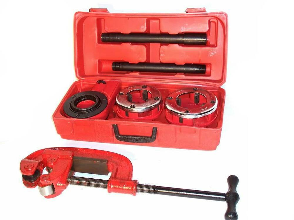 Pipe threader cutter tools dies quot ebay