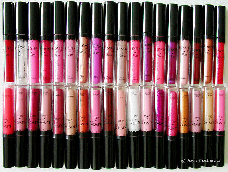 "1 NYX Round Lip Gloss ""Pick Your 1 Color"" *Joy's cosmetics ..."