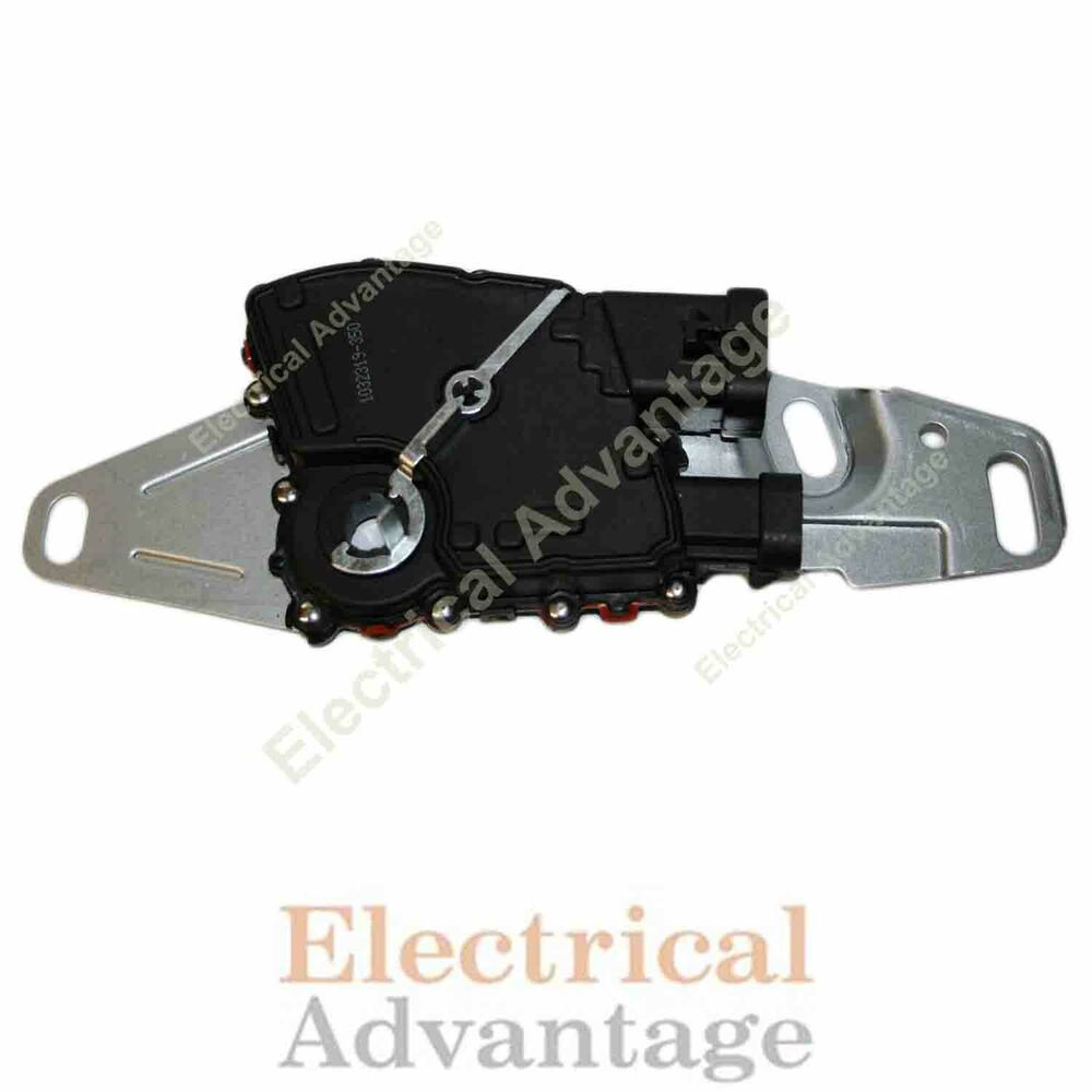 Manual Control Lever : L e manual lever position switch neutral mlps new