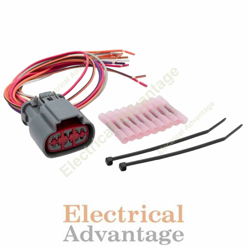 3 wire molex wire harness transmission wire harness repair kit for solenoid block ... #12