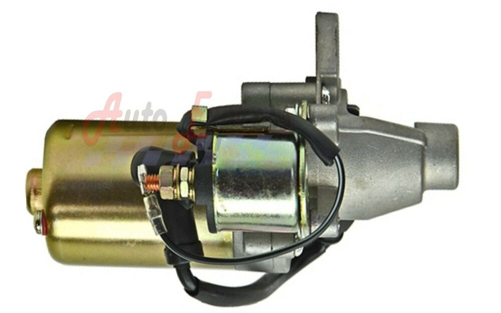 Starter Motor Fits Honda Gx160 Gx200 With Solenoid For