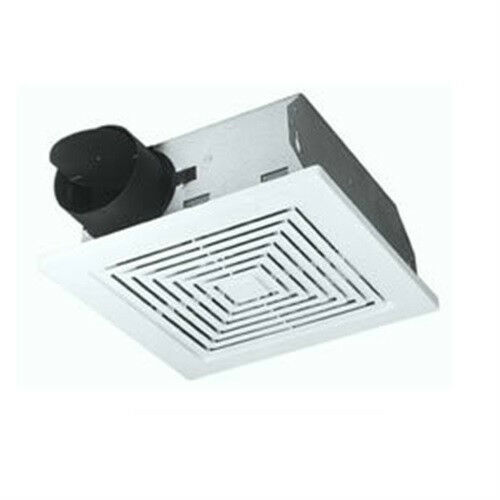 Nutone 70 Cfm Ceiling Exhaust Bath Fan W Night Light And: Nutone 70 Cfm Ceiling Exhaust Fan With Light And Heater