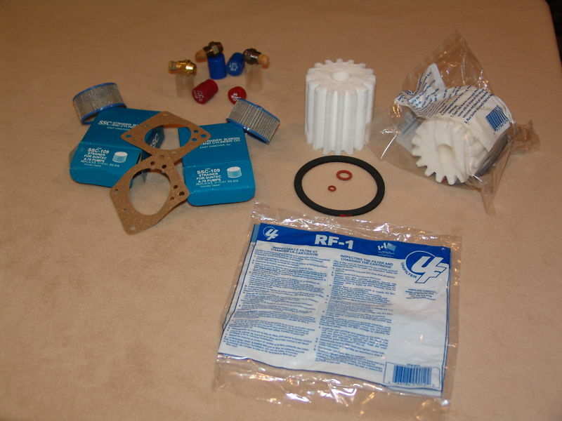 Water Heater Tune Up Kit Nozzles Filters Amp Screens Ebay