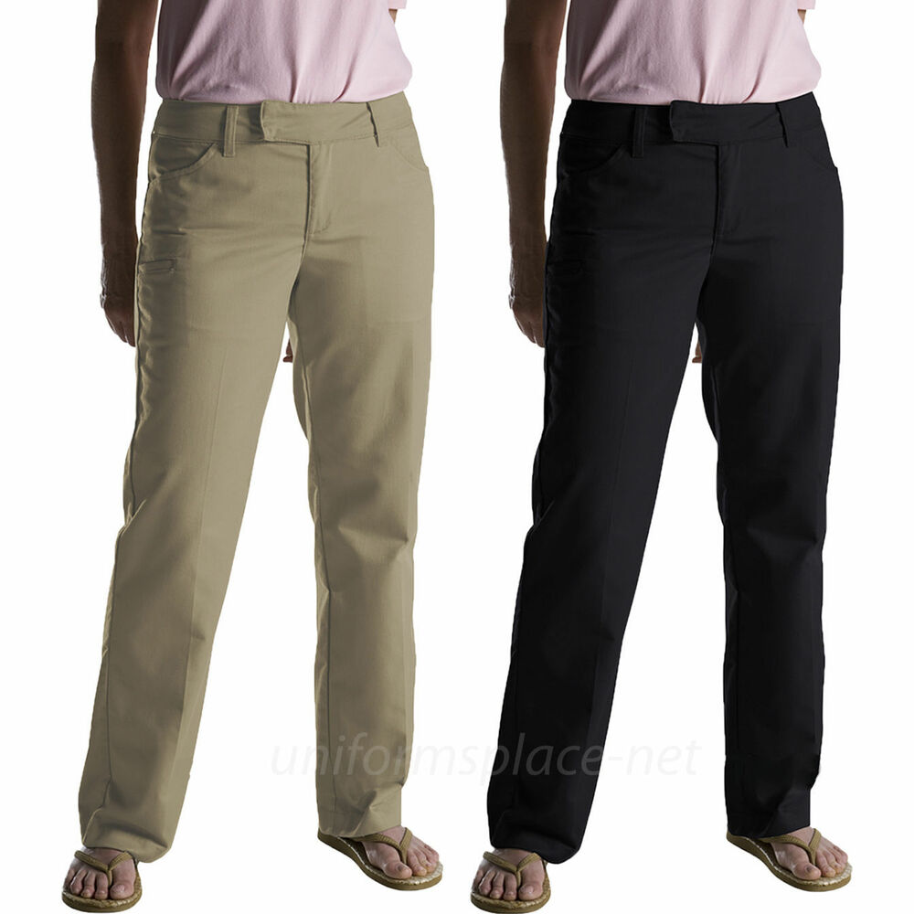 Beautiful Dickies Womens Work Pants  Original  FP774  Khaki  8T