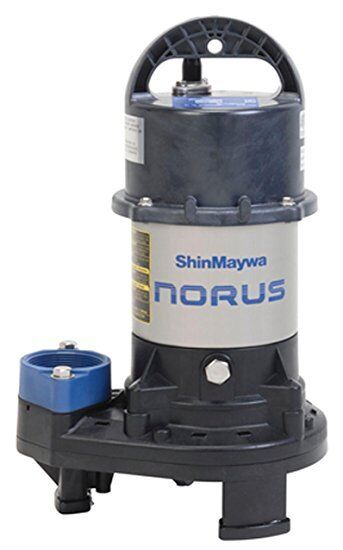 Shinmaywa 3300 Gph Submersible Pond Waterfall Pump