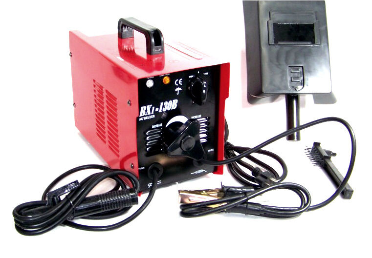 Arc Welder 130 amp Machine Rod Welding 110 volt AC ...