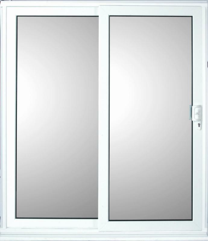French sliding patio upvc door set brand new in stock ebay for Back door sliding door