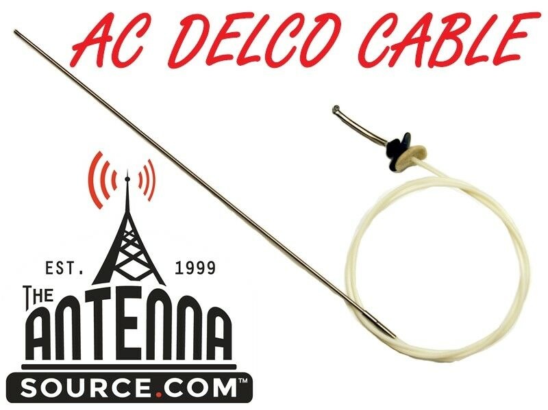 delco cadillac seville power antenna mast cable new gm ebay. Black Bedroom Furniture Sets. Home Design Ideas