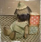 Mohair Bear Dog Pattern 7.5 inch