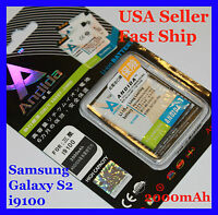 Extended Slim Battery Samsung Galaxy S2 I9100 2000mAh