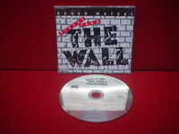 THE WALL LIVE IN BERLIN - ROGER WATERS - 4 TRACKS - PROMO SINGLE UK CD