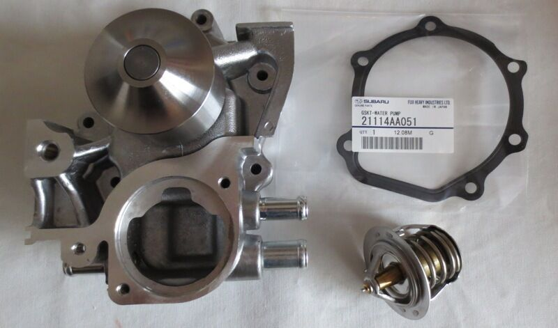 S L on Subaru Forester Thermostat
