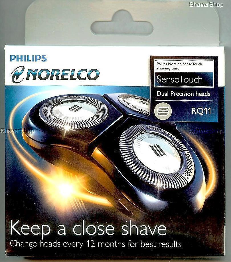 how to open philips norelco sensotouch